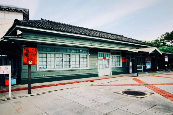 嘉義北門車站