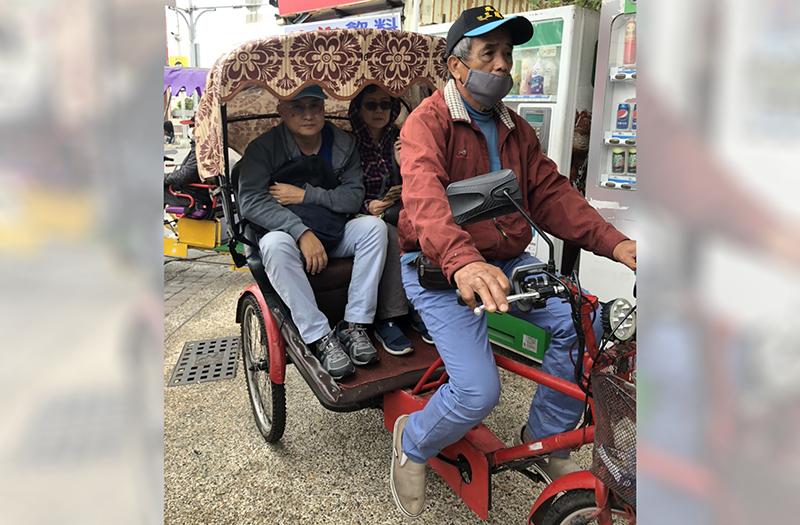 三輪車體驗